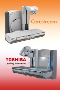 Carestream Toshiba